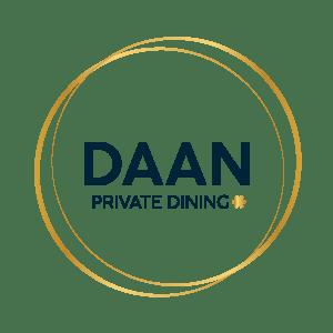 logo daan private dining